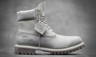 Win a Pair of Whited-Out Timberland Boots