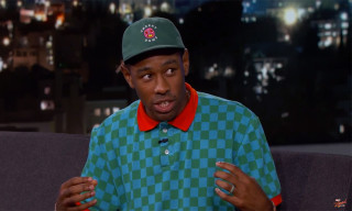 Tyler, The Creator Explains the Purpose of Golf Media to Jimmy Kimmel