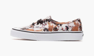 "Vans Shows Support for Animals With ""ASPCA"" Pack"