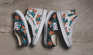 "Vans Welcome Summer with the ""Vintage Aloha"" Pack"