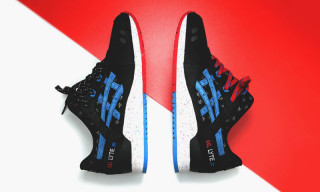 "Wale & VILLA Show Their Patriotism With ASICS GEL-Lyte III ""Bottle Rocket"""