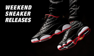 The 11 Best Sneakers Releasing This Weekend