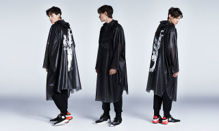 Yohji Yamamoto's Illustrations Adorn the Y-3 x MATCHESFASHION.COM Spring/Summer 2016 Collection