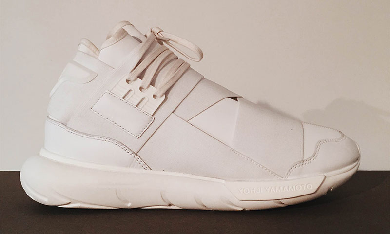 An Exclusive First Look at the Y-3 Qasa High
