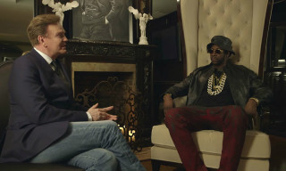 2 Chainz Sits in a $14,000 Chair Made by His Furniture Idol Christopher Guy in GQ's 'Most Expensivest Shit'