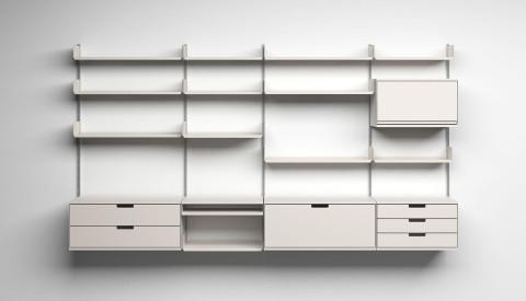 606 Universal Shelving System 01 480x275 - 15 designs icônicos de mobiliário