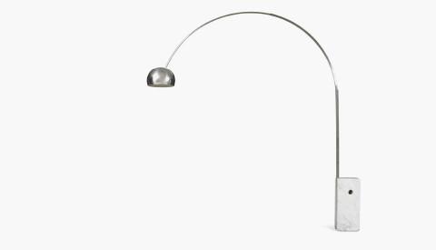 Arco Floor Lamp 2 480x275 - 15 designs icônicos de mobiliário