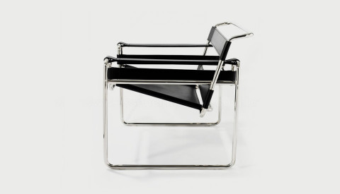 The Technique Would Go On To Influence The Cantilevered Chair Designs Of  Mies Van Der Rohe, Whose Work Ultimately Defined Much Of The Furniture Of  Today.