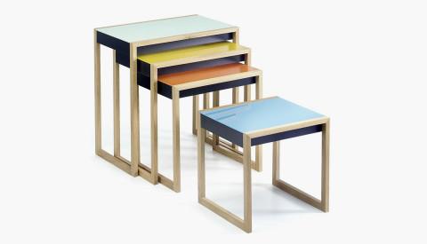 Bauhaus Nesting Side Tables 2 480x275 - 15 designs icônicos de mobiliário