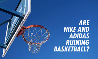 Are Nike and adidas Ruining Basketball for the Rest of Us?