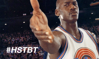 #HSTBT | The Nike Commercial that Inspired 'Space Jam'
