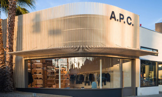 A.P.C. Opens New Storefront in Silver Lake