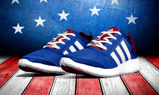 adidas Introduces Customizable miadidas Pure Boost With Stars and Stripes Edition