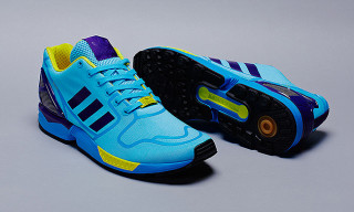 "A First Look at the adidas Originals ZX Flux ""TechFit"" OG Pack"