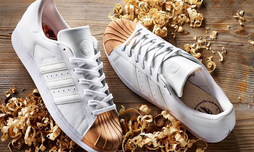 SUPERSTAR 80S KASINA Women 's Sneakers Kategorier BEVI