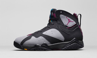 The Air Jordan 7 Retro 'Bordeaux' Returns This Month