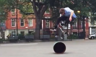 "Watch Alex Olson Skate the Streets of New York in ""Call Me"""