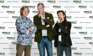 Amazon Signs Jeremy Clarkson, Richard Hammond and James May for New Car Show