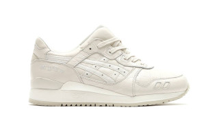 ASICS GEL-Lyte 3 Returns in Off-White Croc for Fall 2015