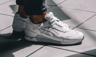ASICS GEL-Respector Makes Its Return in All-White