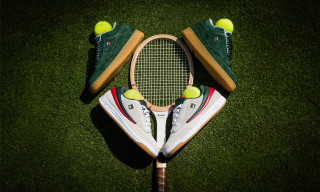 """ATP Newport"" Pack Brings Together Fila and Packer Shoes"