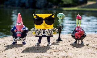 BAIT Releases Street-Ready SpongeBob SquarePants Figures