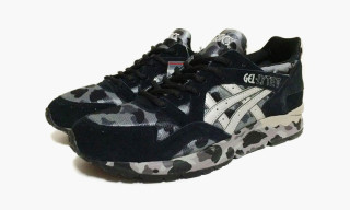 A First Look at the BAPE x ASICS GEL-Lyte V
