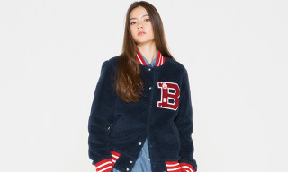 A Bathing Ape Drops Fall/Winter 2015 Women's Collection