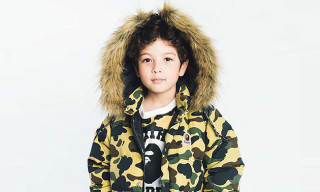 Be the Coolest Kid on the Playground With BAPE Fall/Winter 2015