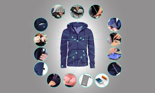BauBax's Travel Jacket Is the Most Crowdfunded Clothing Project Ever