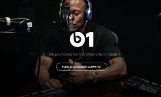 Dr. Dre's New Beats 1 Radio Show 'The Pharmacy' Debuts Tonight