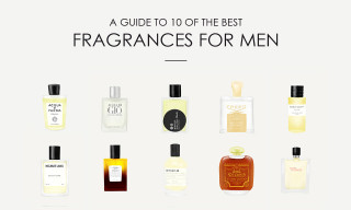 A Guide to 10 of the Best Fragrances for Men