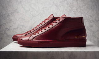Common Projects Drop Off Some Tonal Favorites for Fall/Winter 2015