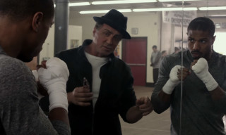 Rocky Balboa Teams up With Apollo Creed's Son in 'Creed'