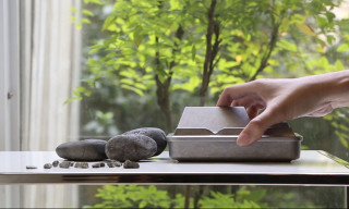 Danzo Studio's Desk Organizers Are Inspired by Landscapes