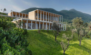 David Chipperfield's Latest Project References Italy's Lemon Cultivation