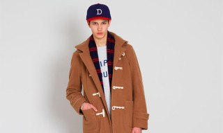 Deluxe Pay Tribute to Americana for Fall/Winter 2015