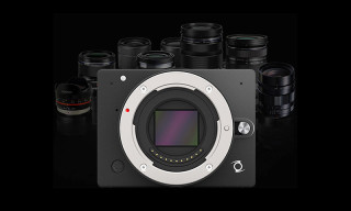 E1 Is the Smallest 4K Ultra-High-Definition Camera With an Interchangeable Lens System