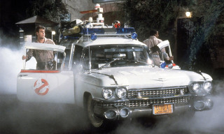 Paul Feig Reveals the New 'Ghostbusters' Ecto-1 Car on Twitter