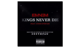 "Listen to Eminem's ""Kings Never Die"" ft. Gwen Stefani"