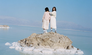 "Eytys and Photographer Dafy Hagai Join Forces for New ""Midbar"" Campaign"