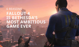 6 Reasons 'Fallout 4' is Bethesda's Most Ambitious Game Ever