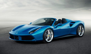 Ferrari's 488 Spider Is Its Most Powerful Mid-Rear-Engined V8 Car
