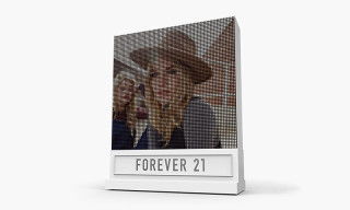 Forever 21's Thread Screen Displays Your Instagram Pictures Using Fabric