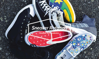 The 7 Sneakers EJDER Founder Simon Suphandagli is Wearing Right Now