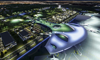 A First Look at Houston's Commercial Spaceport