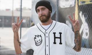 HUF and Spitfire Team up for Athletic-Inspired Capsule Collection