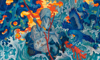 Artist James Jean Explains His POW! WOW! Long Beach Mural & Why He's Not That Interesting