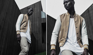 John Elliott + Co Highlights Clean and Effortless Style in Fall/Winter 2015 Lookbook