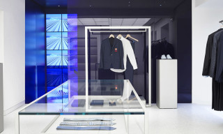 Kenzo's Milan Store Revamped by Brand's Creative Directors